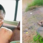 'Yahoo Boy' Arrested In Bayelsa State As He Attempted To Behead His Girlfriend For Rituals!